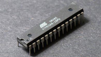 تصویر از معرفی میکروکنترلر AVR مگا 8 (دیتاشیت ATmega8)