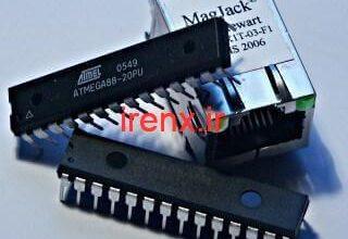 تصویر از میکروکنترلر AVR چیست ؟ انواع میکروکنترلر AVR
