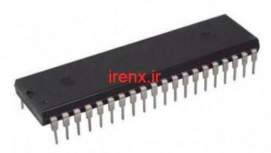 تصویر از پردازنده و حافظه در میکروکنترلر AVR (آموزش AVR جلسه #3)