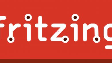 تصویر از نرم افزار Fritzing (دانلود Fritzing 0.9.4) دانلود آخرین نسخه Fritzing