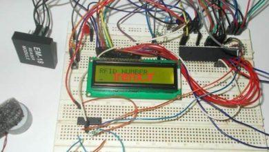 تصویر از آموزش راه اندازی RFID با میکروکنترلر AVR