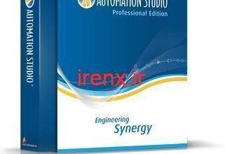 تصویر از نرم افزار Automation Studio pro P6 SR9 شبیه ساز مدار هیدرولیکی