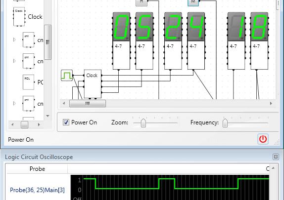 نرم افزار طراحی مدار دیجیتالی (دانلود Logic Circuit) شبیه ساز مدار های دیجیتال