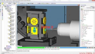 تصویر از دانلود نرم افزار CGTech VERICUT (شبیه سازی CNC)