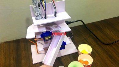 Photo of پروژه آردوینو مرتب سازی بر اساس رنگ ( تشخیص رنگ با آردوینو )