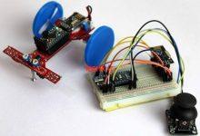 Photo of آموزش پروژه آردوینو ربات ماشین کنترلی RC
