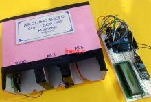 Photo of پروژه آردوینو ساخت دستگاه مرتب کننده و شمارنده سکه