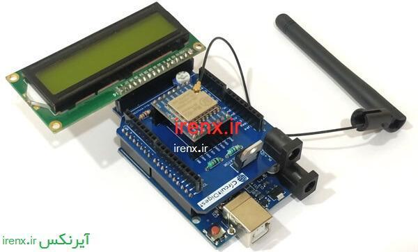 ساخت ردیاب جی پی اس با Arduino