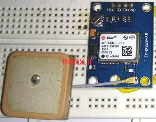 ماژول مکان یاب GPS Neo-6M