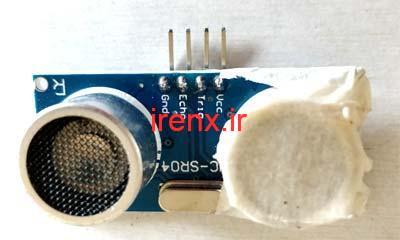 پروژه محاسبه مسافت بین دو چیز با Arduino