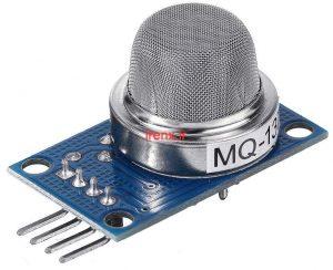 ماژول سنسور گاز آمونیاک MQ137