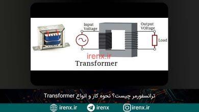 تصویر از ترانسفورماتور چیست؟ انواع و نحوه کار ترانسفورماتور