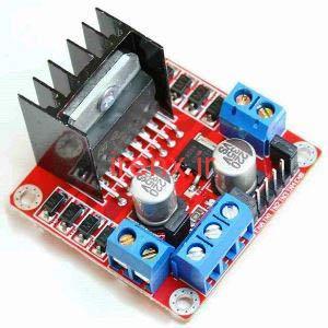 ماژول موتور درایور L298N
