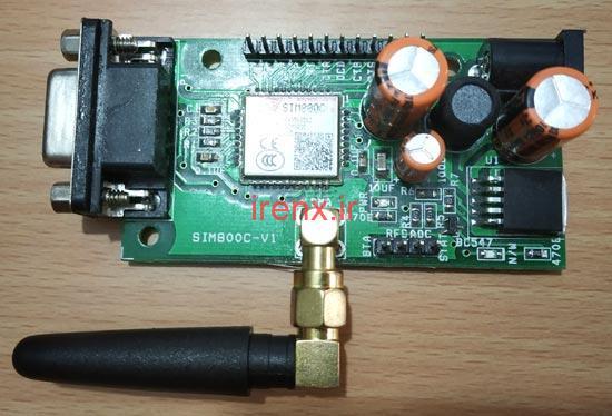 ماژول GSM SIM800C چیست؟