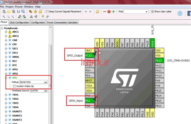 آموزش مرحله به مرحله برنامه نویسی STM32 با KEil
