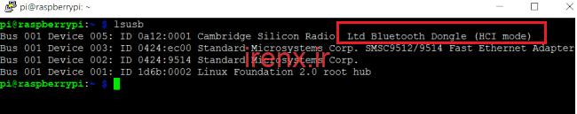 جفت کردن دستگاه های بلوتوث با Raspberry Pi