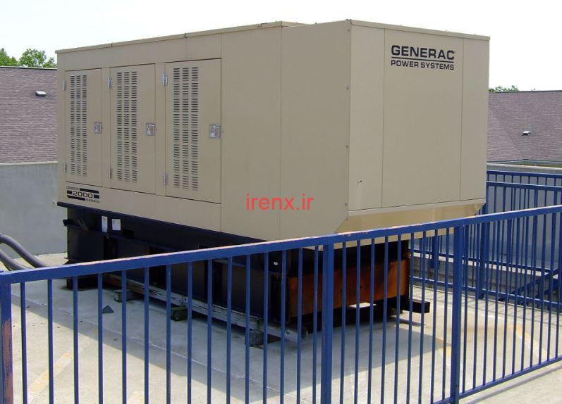 سیستم برق اضطراری ساختمان مسکونی