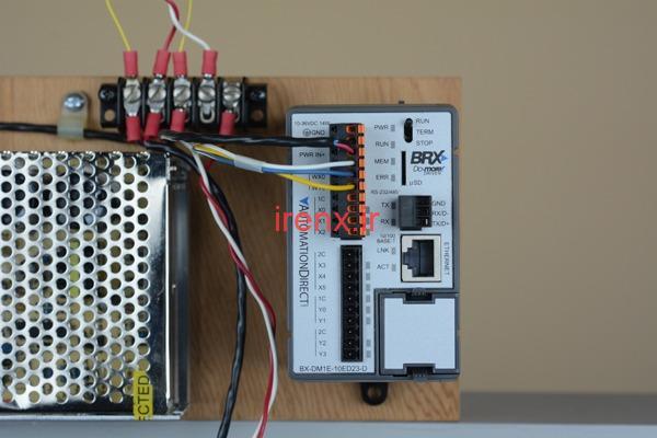 ساخت PLC با برد صنعتی آردوینو