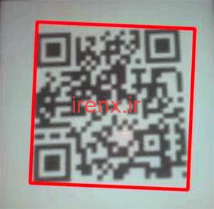 کد پایتون برای اسکنر کد QR رزبری پای