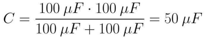 آموزش محاسبه ظرفیت خازن موازی و سری