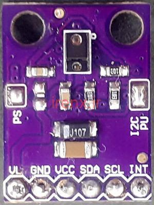 حسگر حرکت APDS9960 RGB
