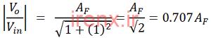 آموزش فرمول اولیه فیلتر باترورث