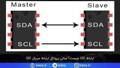 تصویر از ارتباط I2C چیست؟ مبانی پروتکل ارتباط سریال I2C