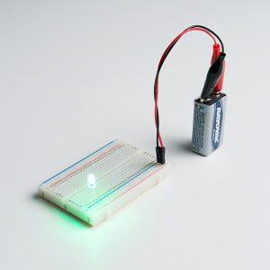 LED با مقاومت داخلی