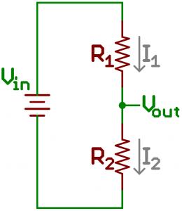 اثبات معادله تقسیم ولتاژ